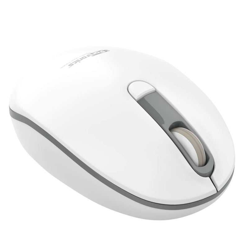 Portronics POR-016 Toad 11 Wireless Mouse with 2.4GHz Technology