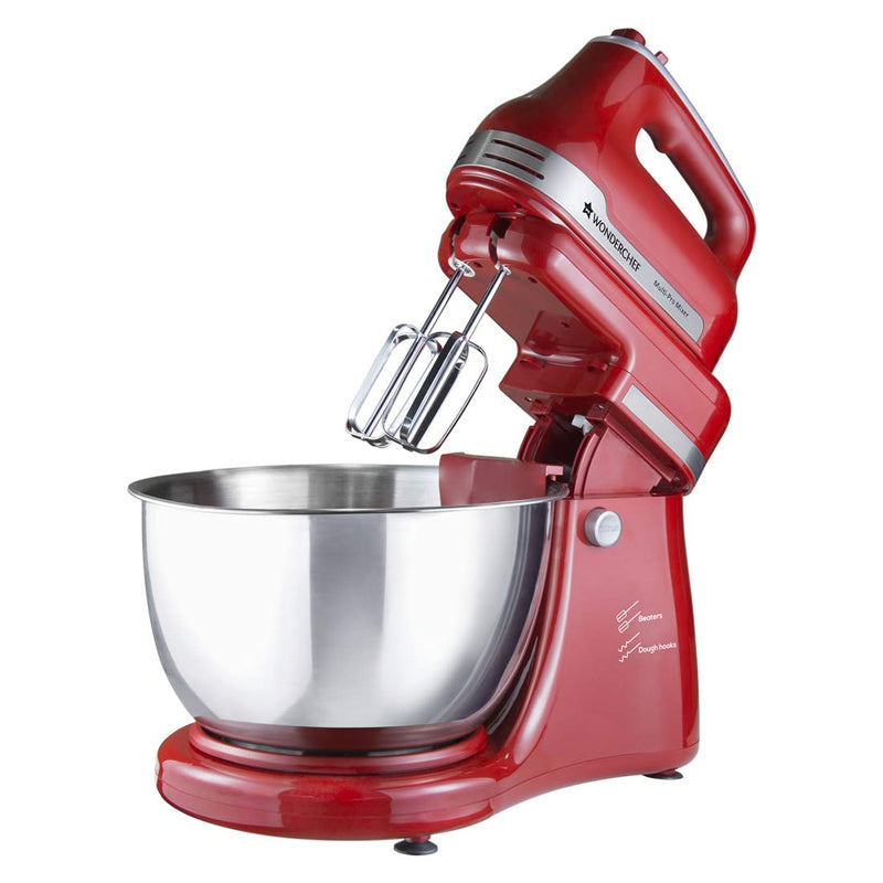 Wonderchef Revo Stand Mixer and Dough Kneader