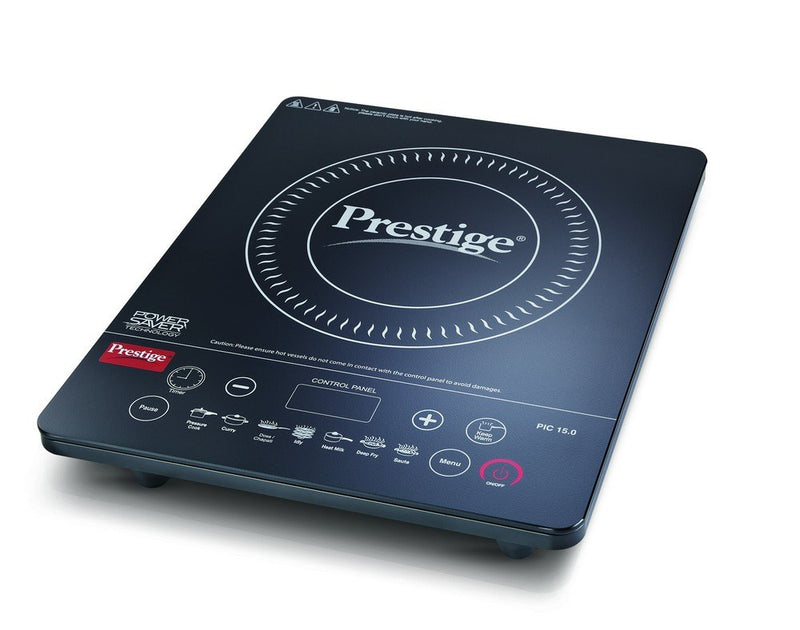 Prestige PIC 15.0+ 1900-Watt Induction Cooktop