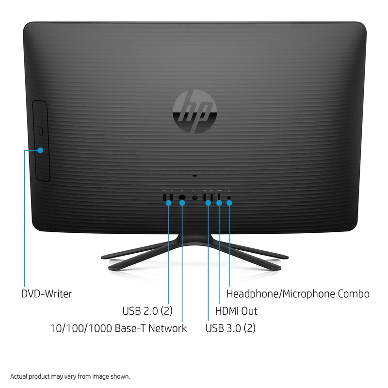 HP 20-c322in All-in-One Desktop
