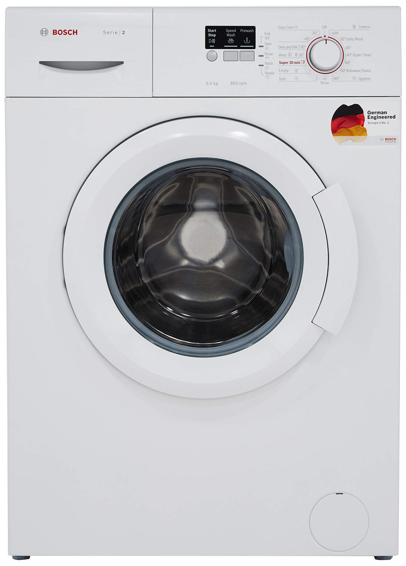 Bosch 6 kg Fully-Automatic Front Loading Washing Machine