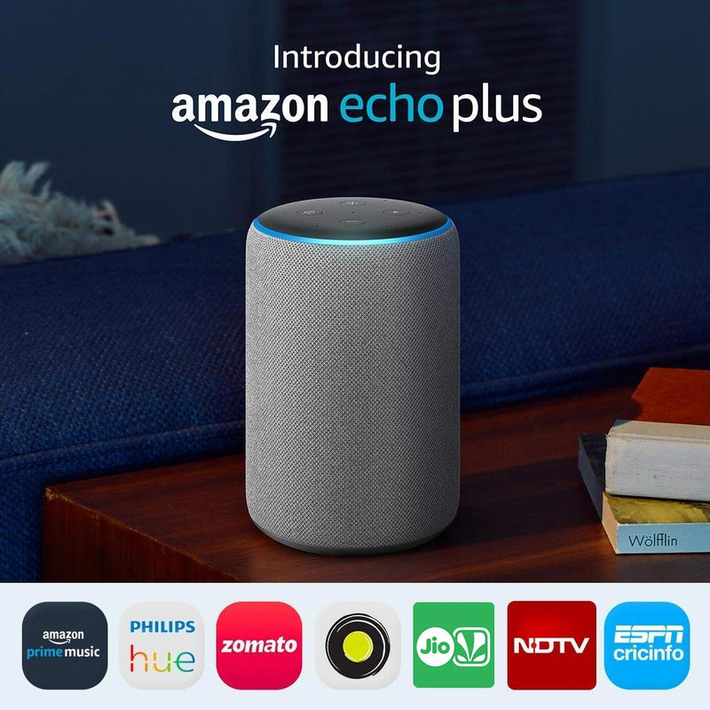 Echo Plus (2nd gen)