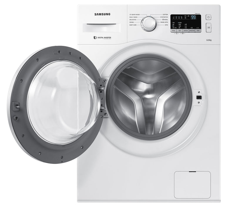 Samsung 6 kg Fully Automatic Front Loading Washing Machine