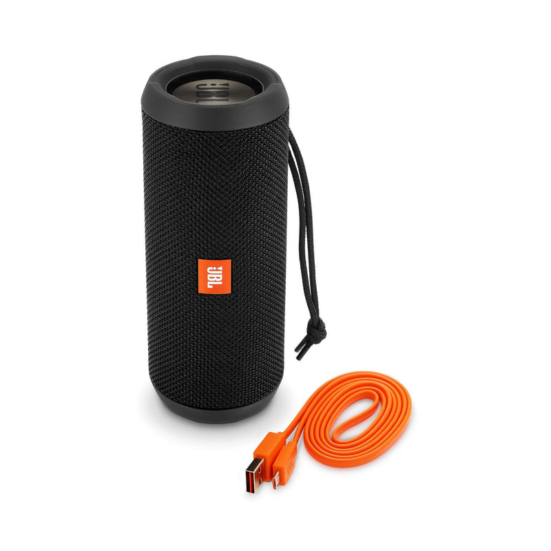 JBL Flip 3 Stealth Waterproof Portable Bluetooth Speaker