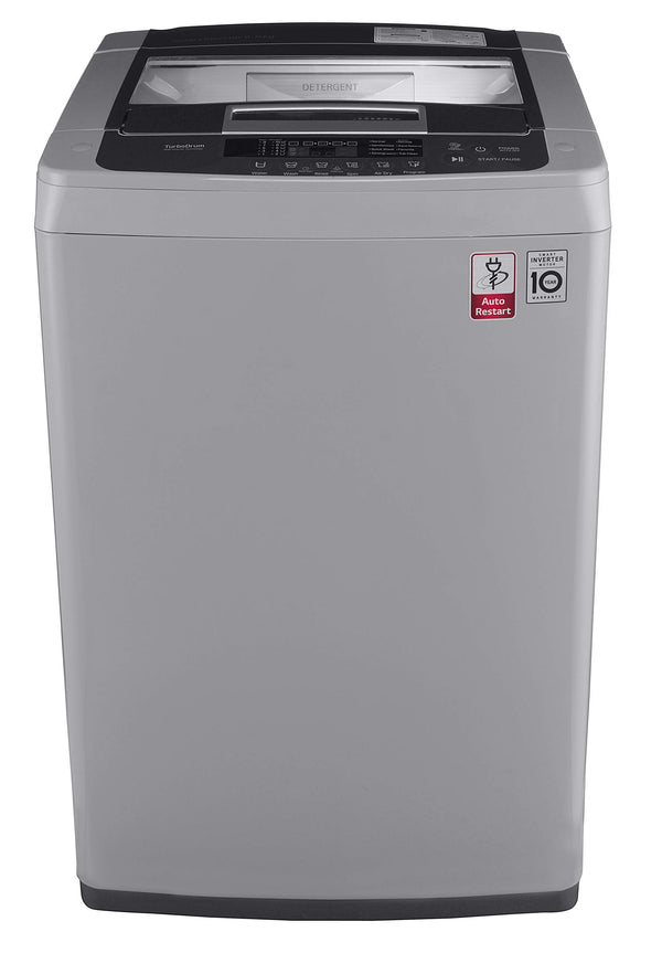 LG 6.5 kg Inverter Fully Automatic Top Loading Washing Machine