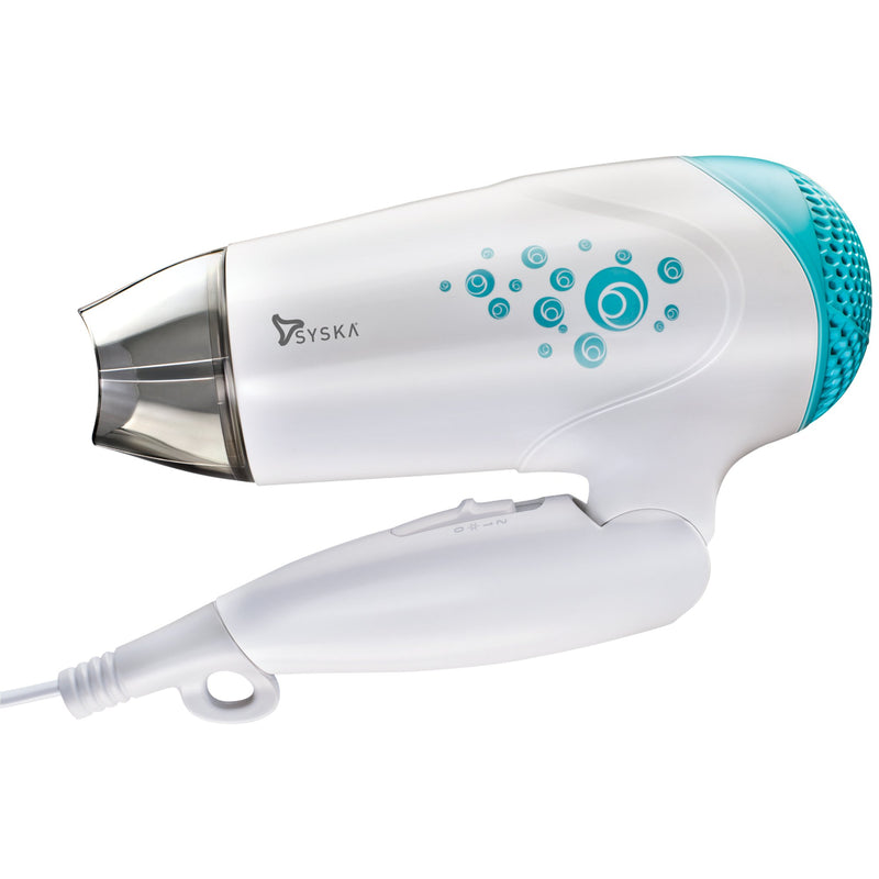 SYSKA Hair Dryer HD1610 with Cool and Hot Air