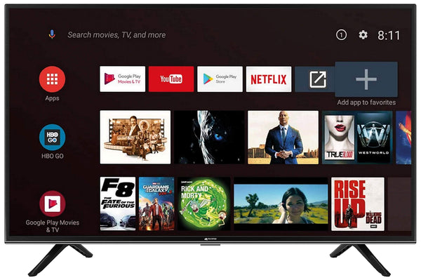 Micromax 32 inch HD Ready Android Smart LED TV