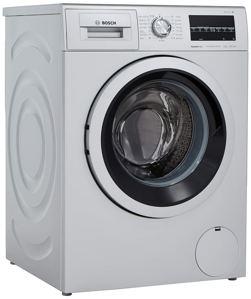 Bosch 8 kg Fully-Automatic Front Loading Washing Machine