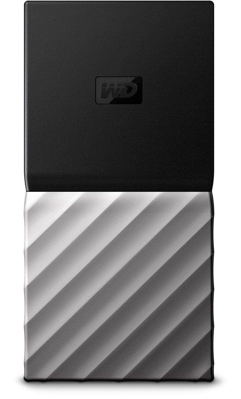 Western Digital My Passport 512GB External Solid State Drive (Black)
