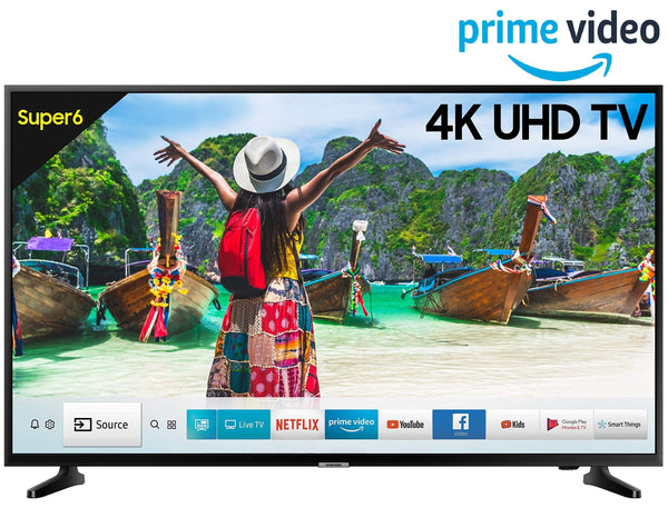 Samsung 50 Inches 4K UHD LED Smart TV