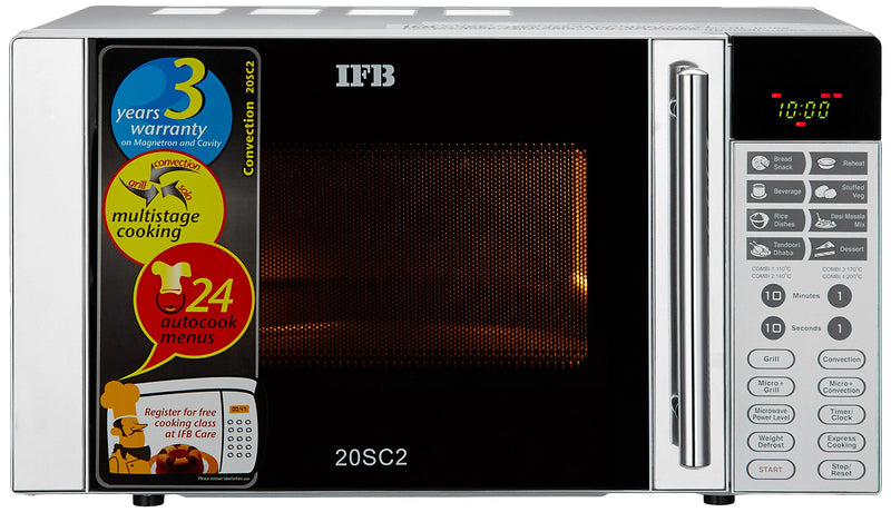 IFB 20 L Convection Microwave Oven