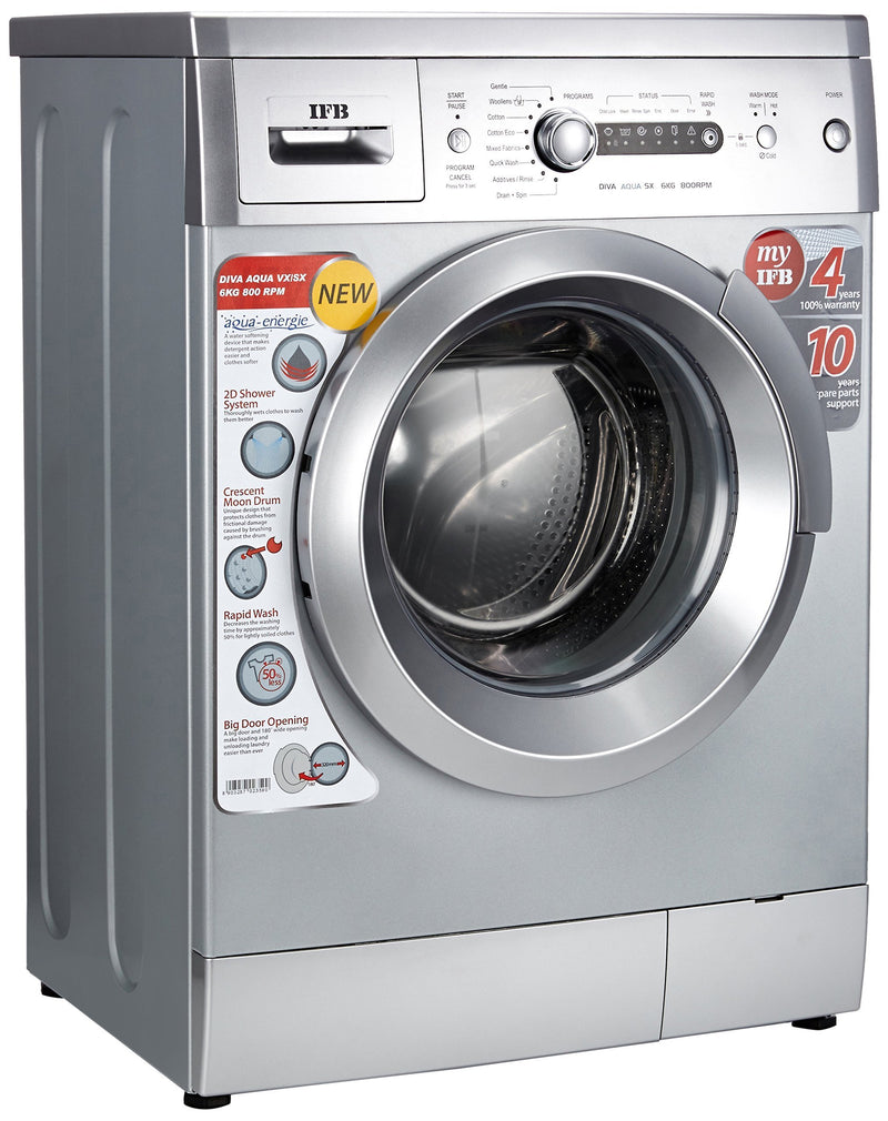 IFB 6 kg Fully Automatic Front Loading Washing Machine