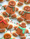 KENIAO Christmas Cookie Cutter Set - 8 Pieces