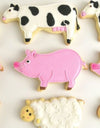 KENIAO Farm Pig Cookie Cutter