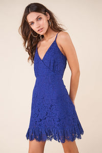 Glam Gal Lace Dress