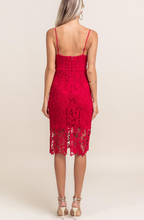 Load image into Gallery viewer, Lillian Lace Dress