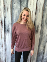 Load image into Gallery viewer, Mandy Crew Neck Sweater