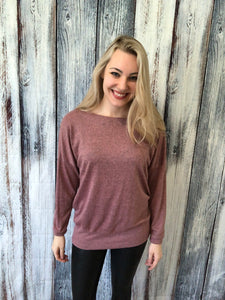 Mandy Crew Neck Sweater