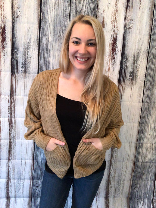 Emily Knitted Cardigan