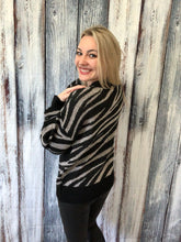 Load image into Gallery viewer, Zebra Sweater