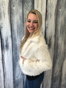 Grant Faux Fur Jacket