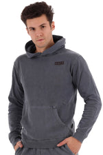 Deft Lndry Mens Hood - Vintage Navy - deftcollection.com