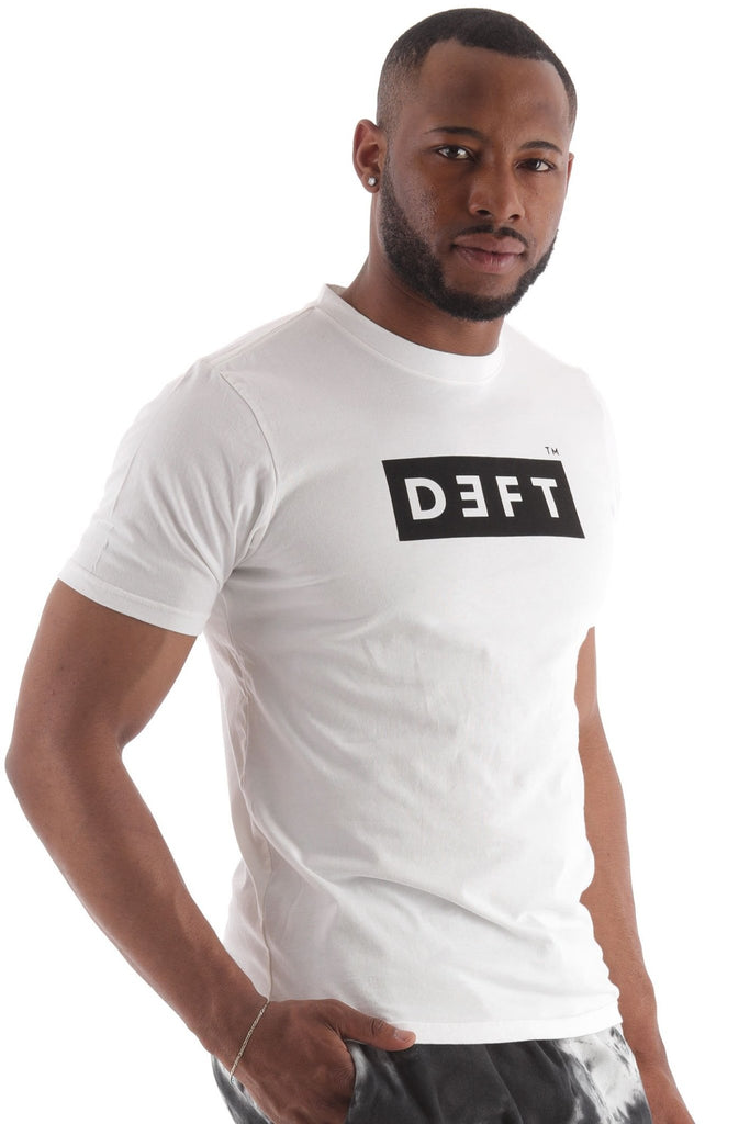 Deft Lndry Men's T-Shirt - Domination Vanilla - deftcollection.com
