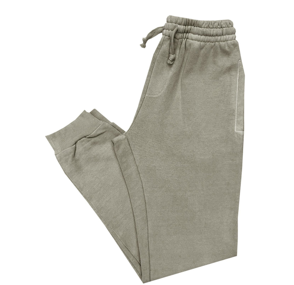 Deft Lndry Track Pants - Army Green - deftcollection.com