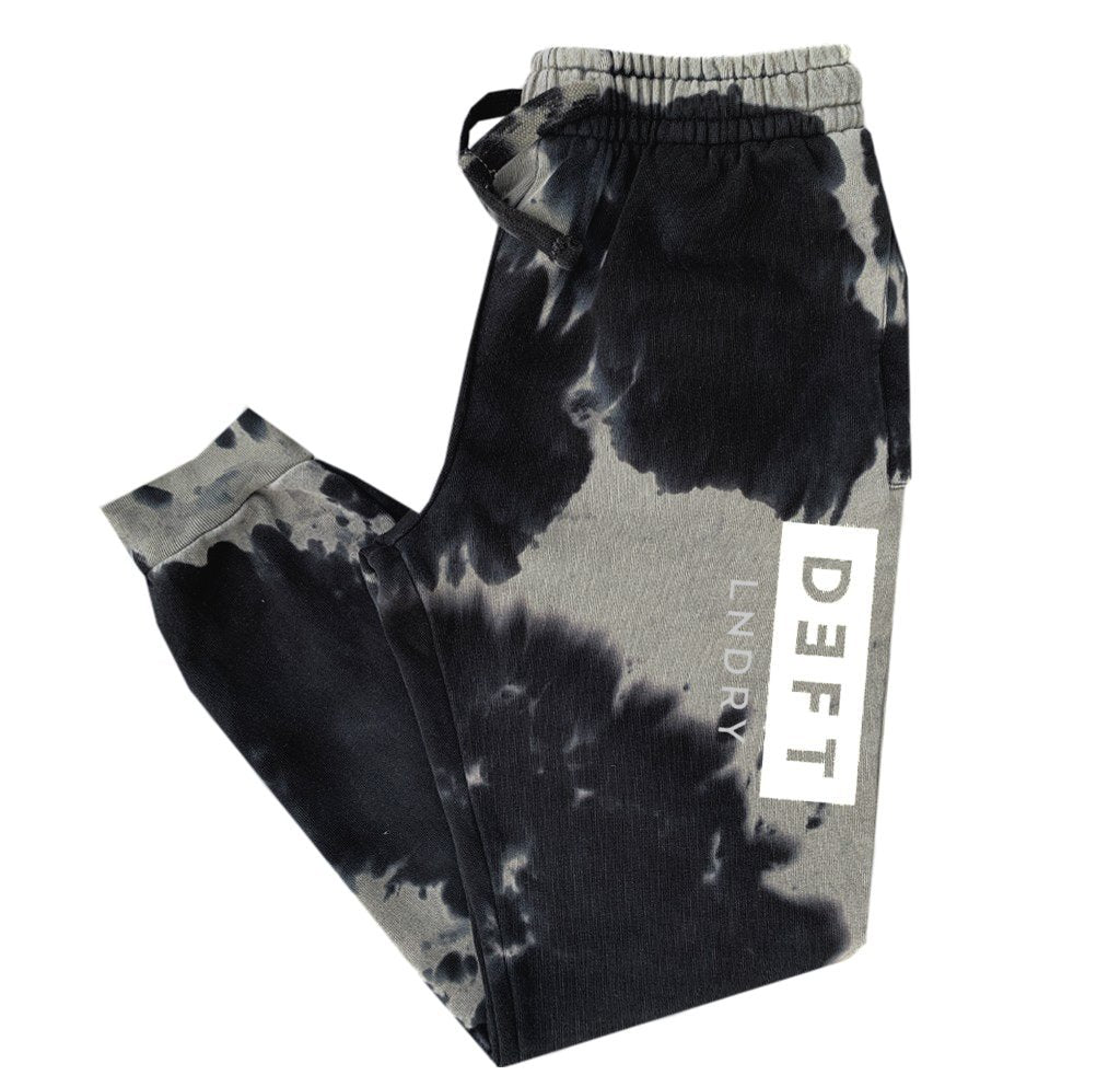 Deft Lndry Track Pants - Cookie Tie Dye - deftcollection.com