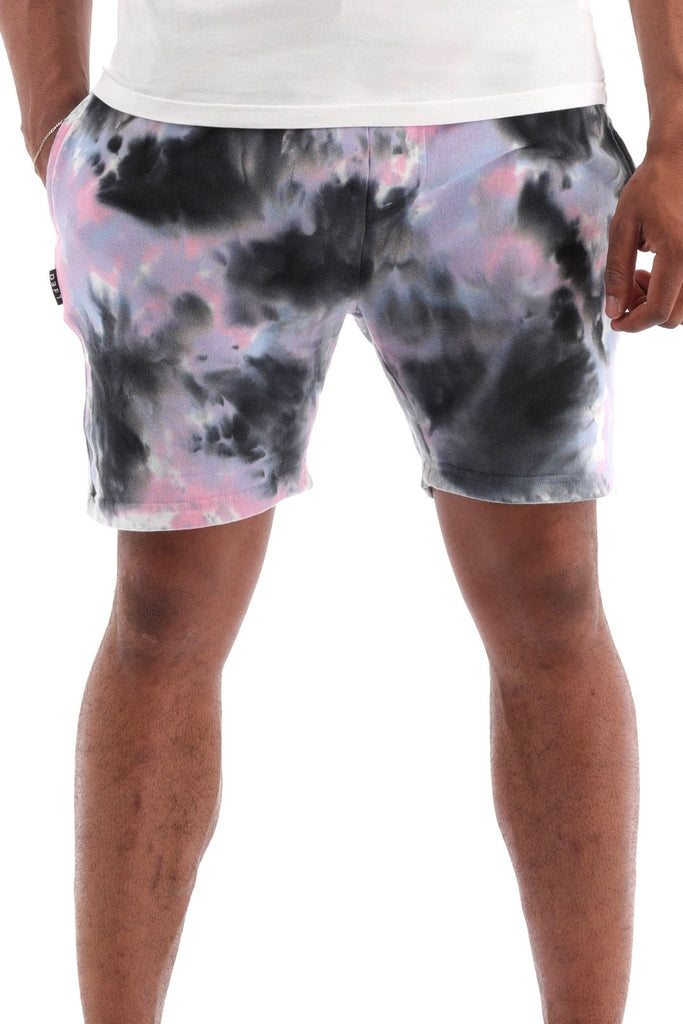 Deft Lndry Track Shorts - Sunset Passion - deftcollection.com