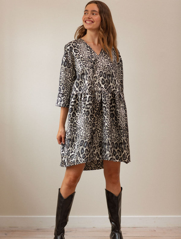 Becksöndergaard, Jaleo Sanna Dress - Multi Col., clothing, clothing