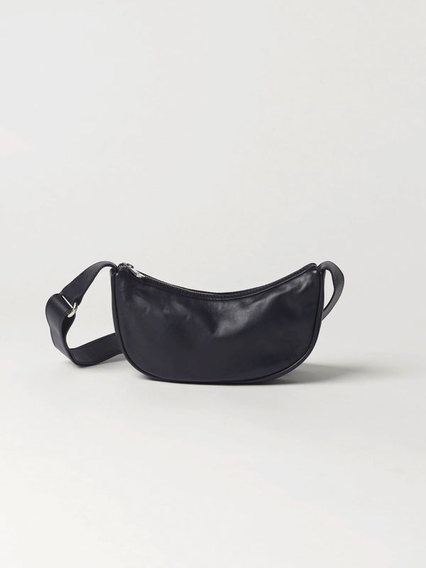 Becksöndergaard, Softy Mini Moon Bag  - Black, outlet flash sale, outlet flash sale, sale, sale