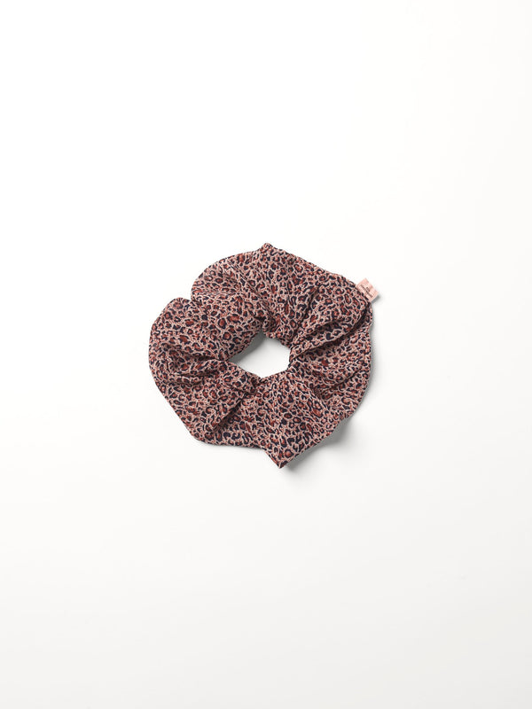 Becksöndergaard, Leo Jumbo Scrunchie - Brownish, accessories
