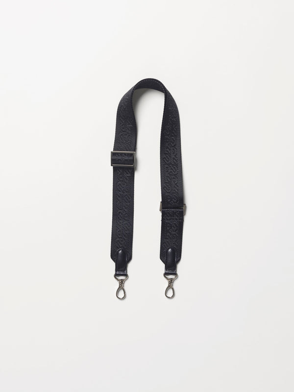 Becksöndergaard, BS Simple Strap - Black, accessories, accessories, sale, sale