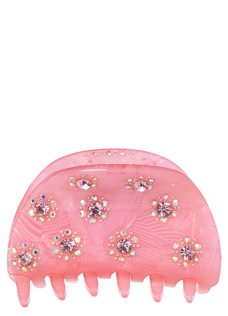 Becksöndergaard, Dazzle Hairclip - Pink, outlet
