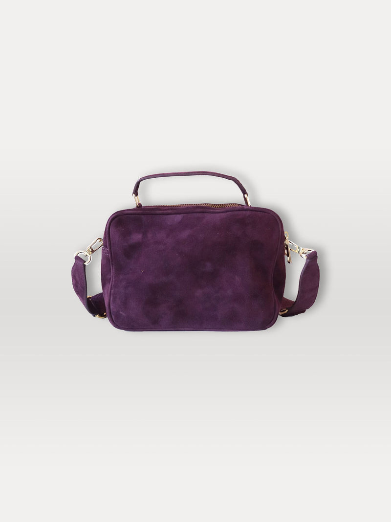 Becksöndergaard, Suede Feels Bag  - Winetasting, outlet flash sale, outlet flash sale, sale, sale