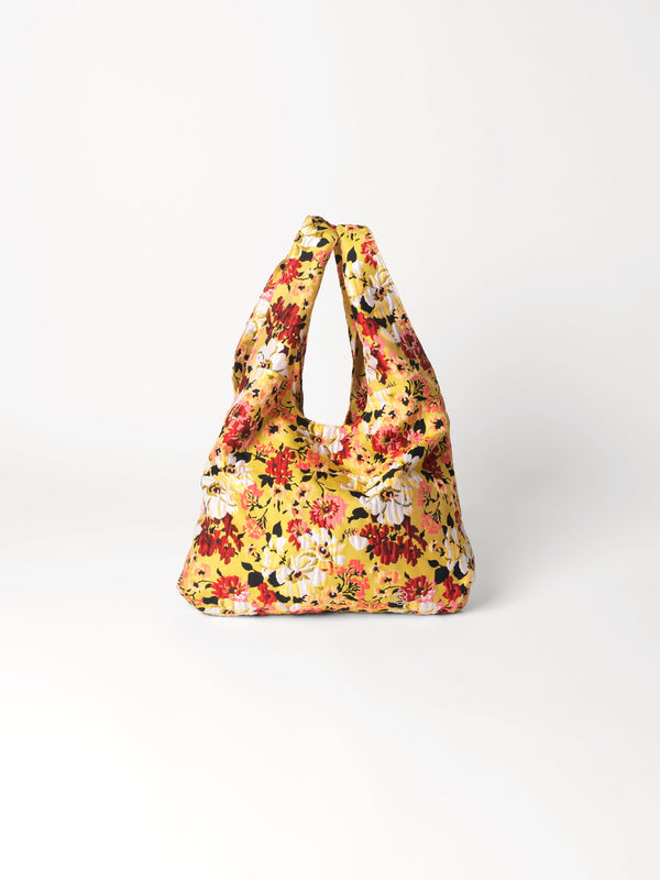 Becksöndergaard, Jacquard Shopper Tote - Yellow, bags, bags, gifts, gifts