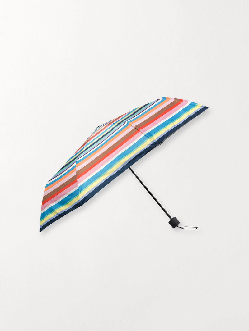 Becksöndergaard, Umbrella Multi Stripes - Multi Col., outlet