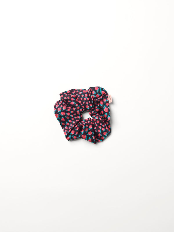 Becksöndergaard, Raspy Scrunchie - Black, accessories, mid season sale, mid season sale