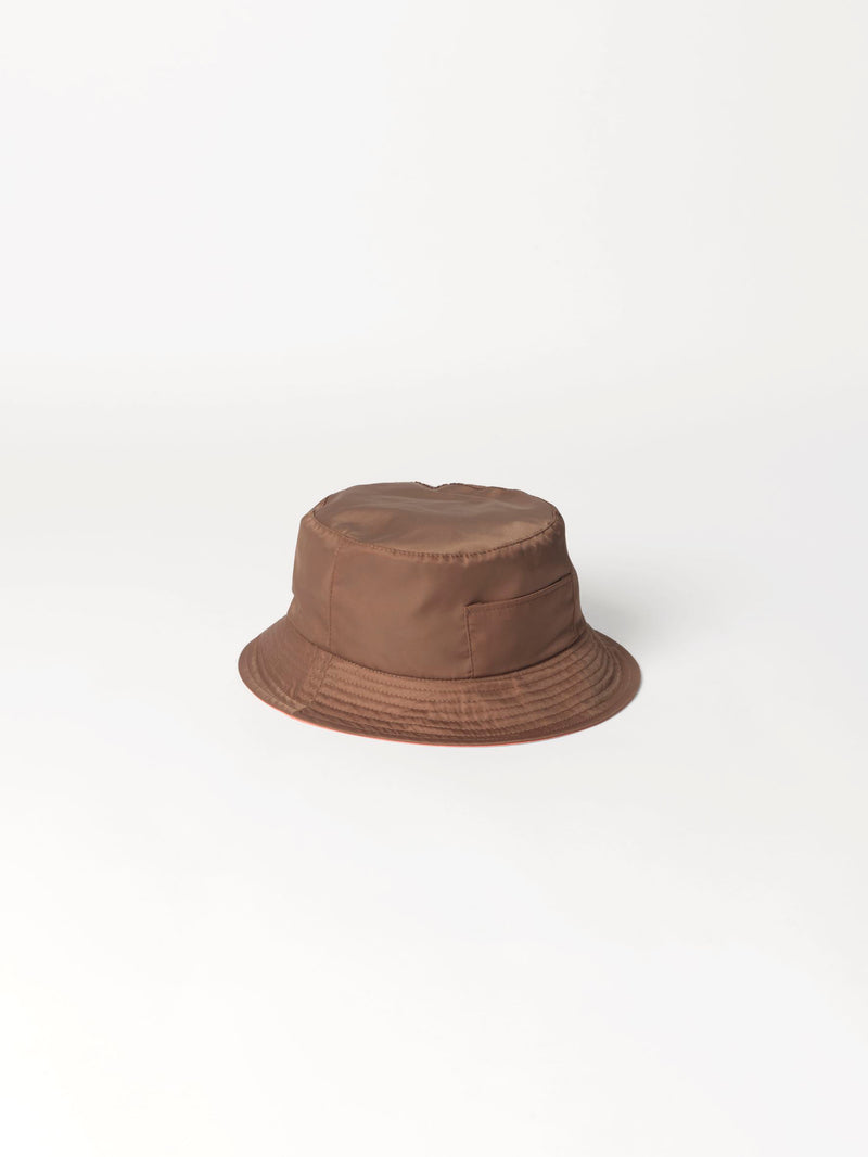 Becksöndergaard, Nya Bucket Hat - Brownish, accessories
