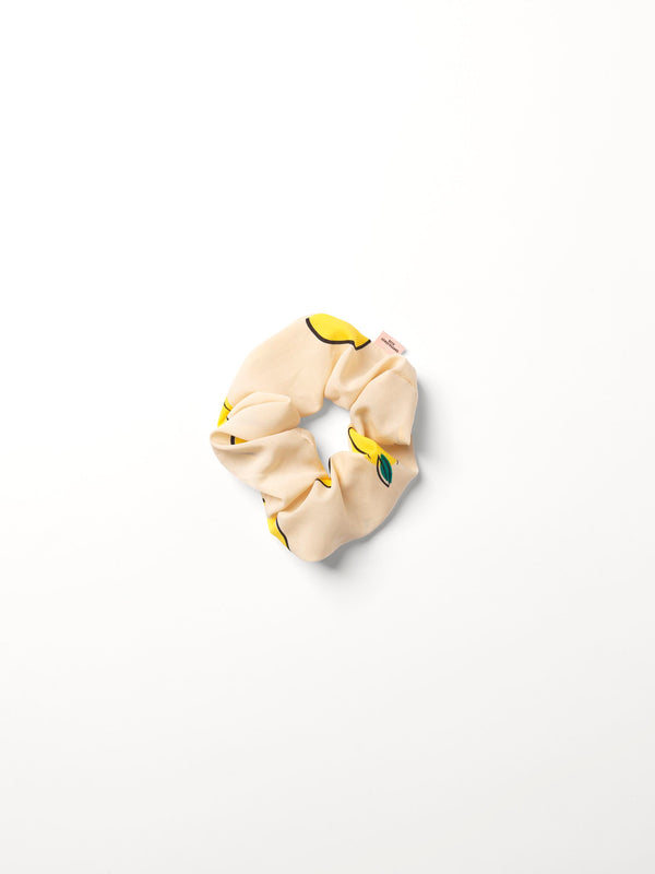 Becksöndergaard, Lemon Scrunchie - Multi Col., accessories