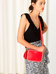 Becksöndergaard, Lullo Speed Bag - Fiery Red, accessories, bags, accessories, shoulder bags, bags, accessories, news
