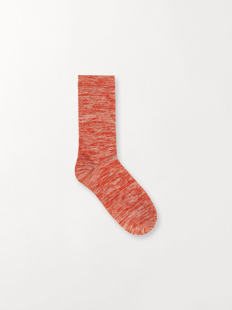 Becksöndergaard, Dory Noise - Red Love, socks, socks, outlet, outlet