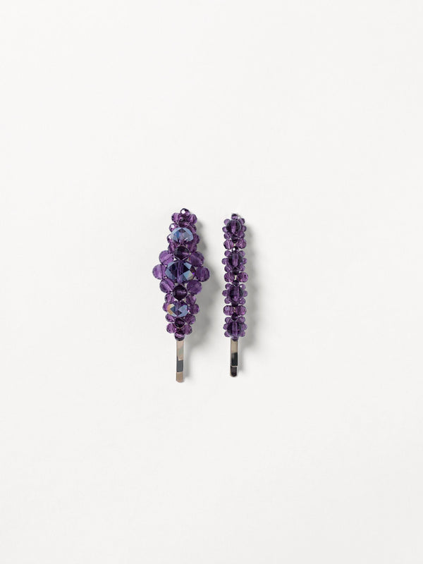 Becksöndergaard, Beaded Glitz Pin  - Sweet Lavender, outlet, outlet
