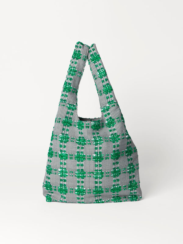 Becksöndergaard, Patia Shopper Tote - Golf Green, bags, bags, bags