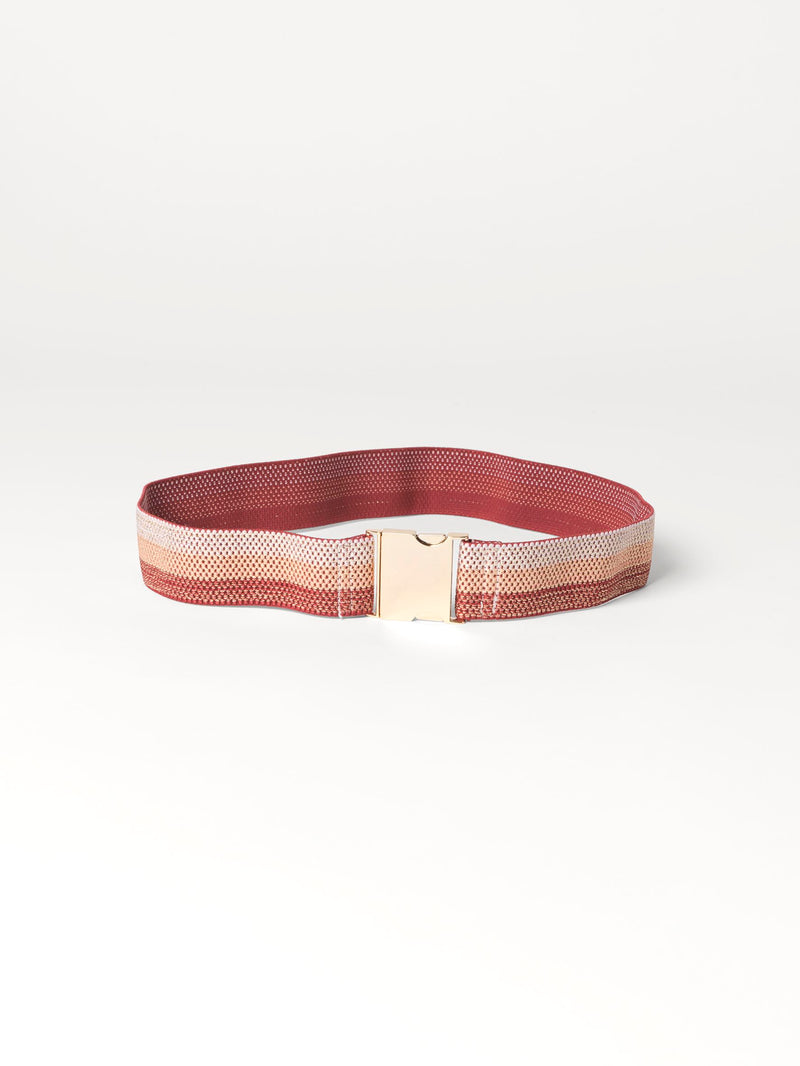 Becksöndergaard, Grandie Elastic Belt - Red, accessories