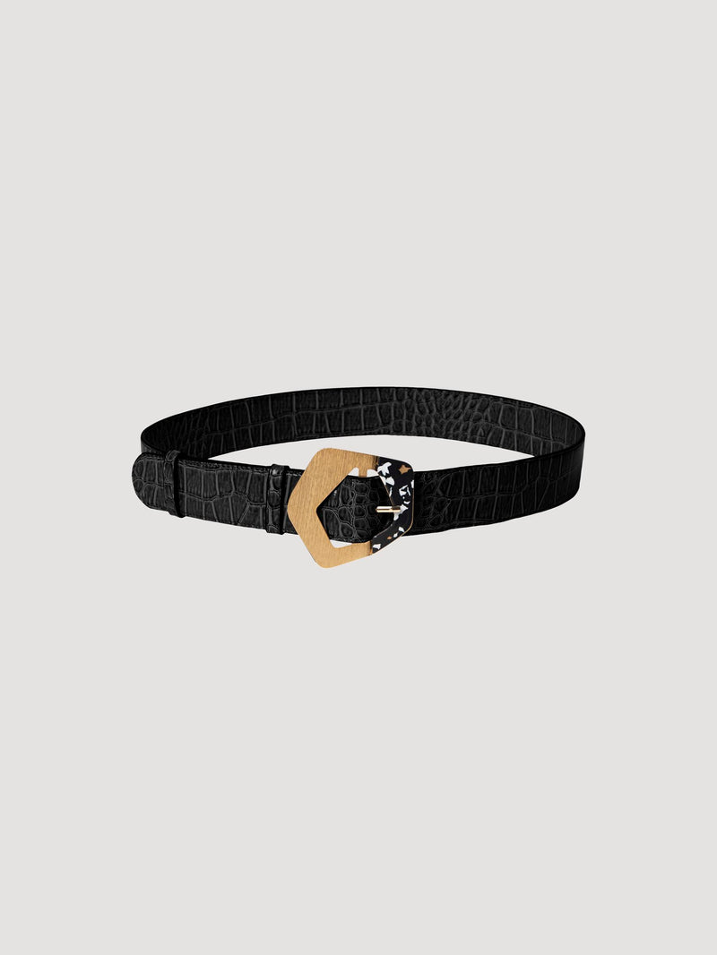 Becksöndergaard, Marlowe Belt - Black, accessories, accessories