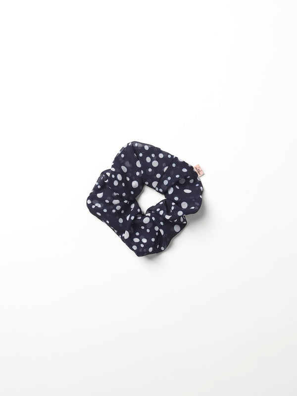 Becksöndergaard, Dotted Scrunchie - Night Sky, accessories, mid season sale, mid season sale