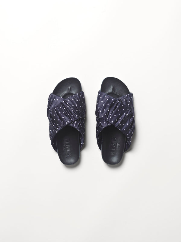 Becksöndergaard, Dot Strap Sandal - Night Sky, accessories, accessories, gifts, gifts