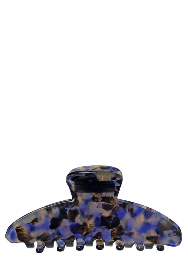 Becksöndergaard, Marbling Hair Clamp - True Blue, outlet, outlet